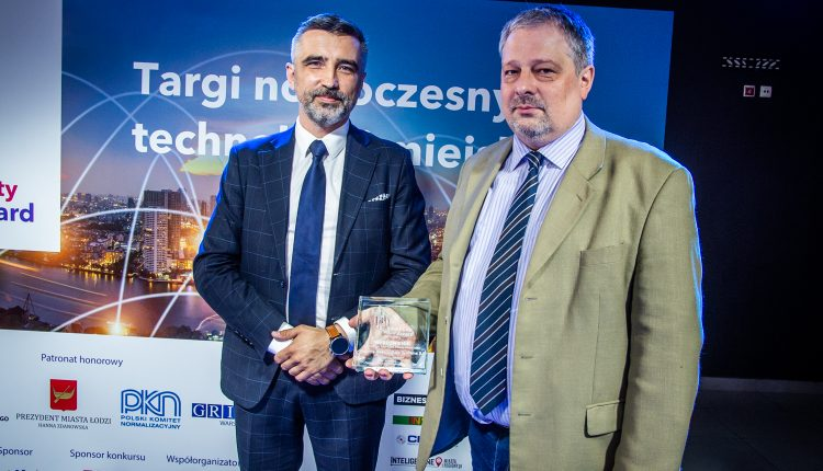 Asseco gewinnt Smart City Poland Award