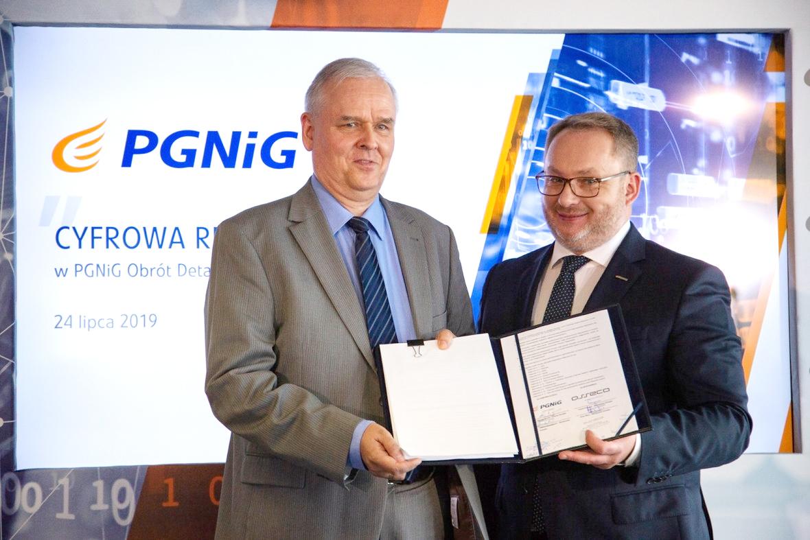 Größter Gasversorger Polens bestellt Billing System von Asseco