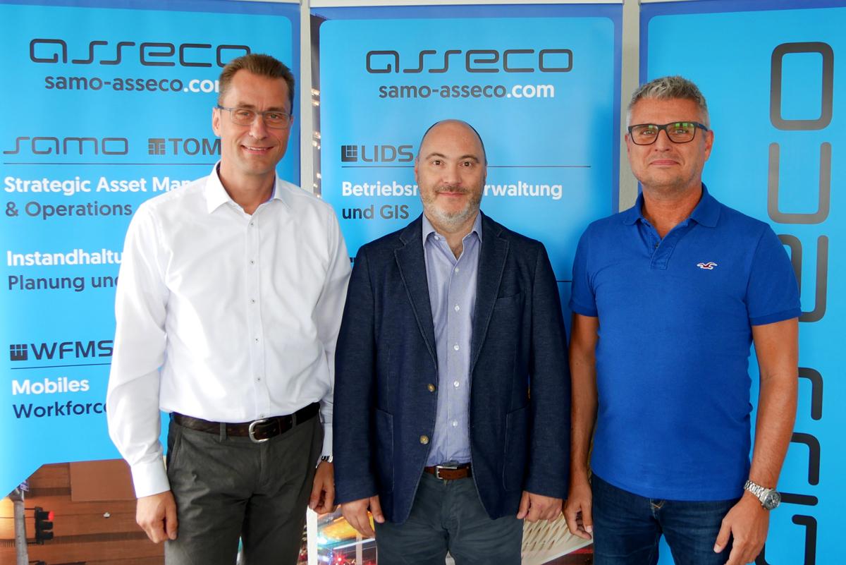 Asseco BERIT GmbH Geschäftsführer