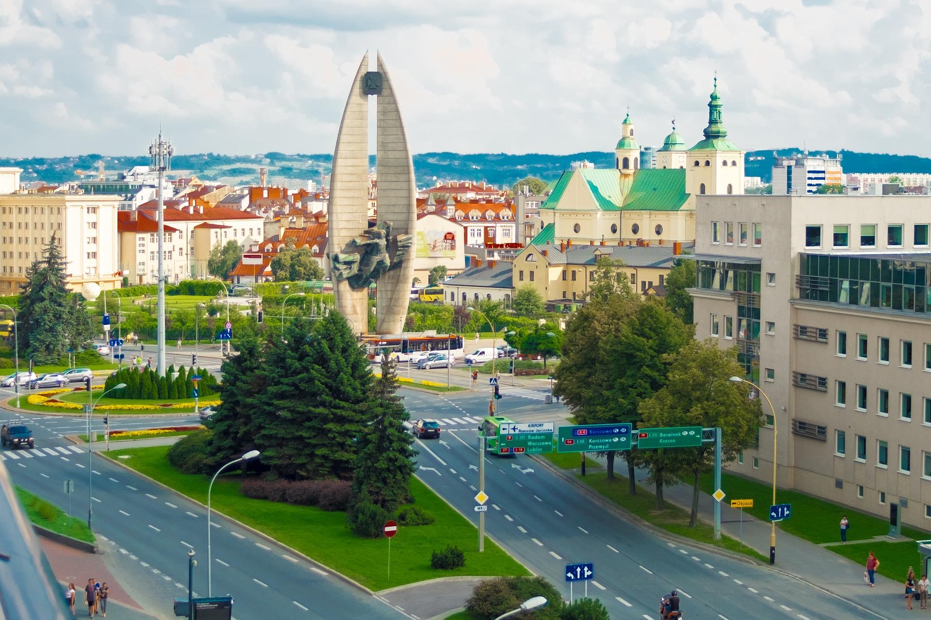 Asseco implementiert das erste intelligente Parksystem in Rzeszów