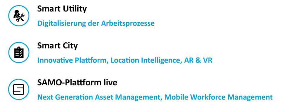 Asseco BERIT Forum 2020 - Themen