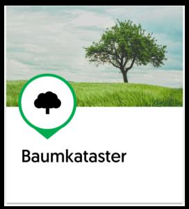 SAMO:LIDS Fachschale Baumkataster