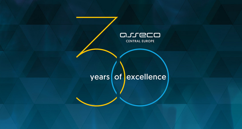 Asseco Central Europe 30-jähriges Jubiläum