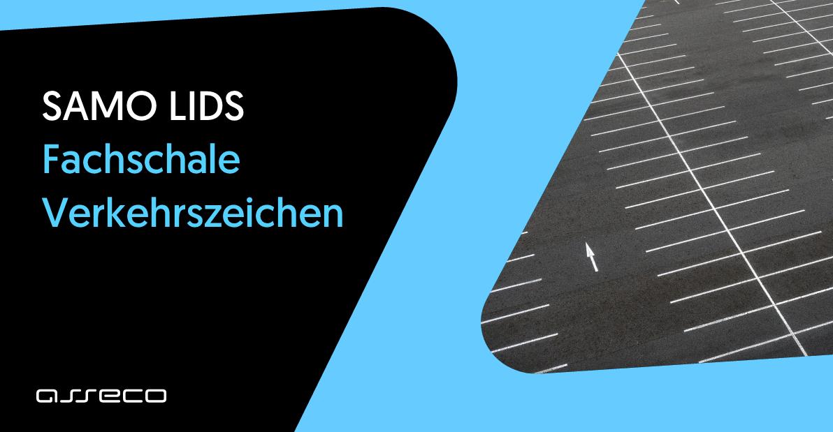 SAMO LIDS Fachschale Verkehrszeichen